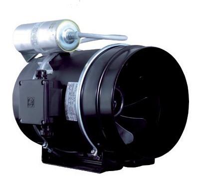 Взрывозащищенные вентиляторы Серия TD ATEX